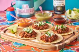 Tacos con longaniza (4 uds.)