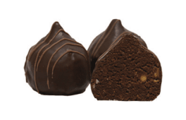 Тістечко Везувій шоколадний (44г)