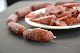 Ковбаски міні салямі (80г)
