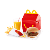Double Beefburger Happy Meal®