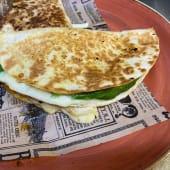 Quesadilla Aguacate (XL Vegetariana)