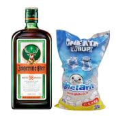 Jägermeister & gheață