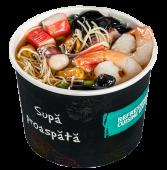Supa cu fructe de mare