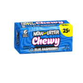 Now & Later Chewy Blue Raspberry