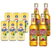 6X Ciuc Radler  Lamaie si Lime FARA ALCOOL 330ml + 4X Desperados