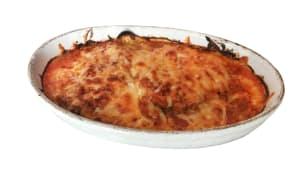 Lasagne zapečene s mesom