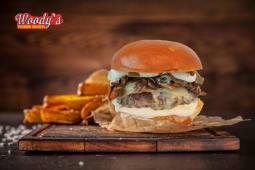 Jalapeno Swiss Burger