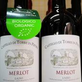 Vino Rosso Biologico Merlot