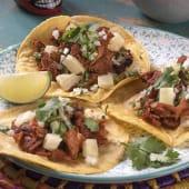 Tacos al pastor (3 uds.)