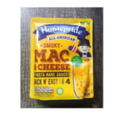 Salsa mac and cheese