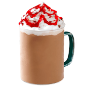Cramberry Mocha Blanco