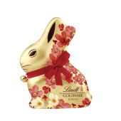 Gold Bunny 200g Floral – Rojo