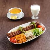 Adana Kebap Menü