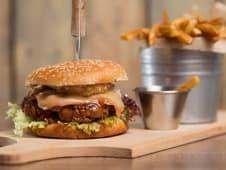 Meniu Classic Burger