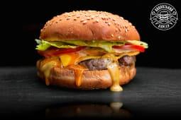 Бургер з телятиною (300г)