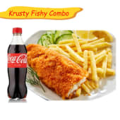 Krusty fish combo