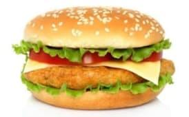 Menu Burger Poulet