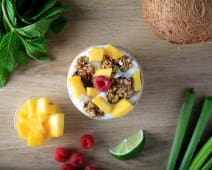 Granola Bowl Mangue
