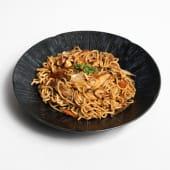 Noodles Yakisoba con verduras - Japón