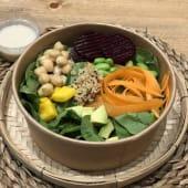 Buddha bowl quinoa