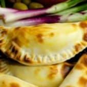 Empanada de batata y queso