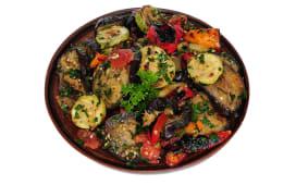 Салат гриль із овочів на мангалі (200г)