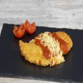 Pechuga de pollo napoletana