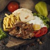 Gyro Chicken Portion