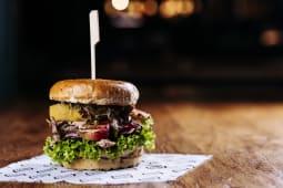 Burger Kaczka