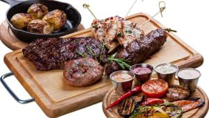 Сет Meat-assorted (725г)