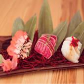 Sashimi mix especial Sibuya