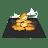 Jalapeños rellenos con queso (7 uds.)