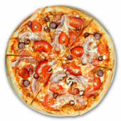 Піца 4 м'яса  (30см/525г)