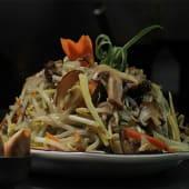 Chop suey de verduras mixtas