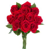 Bouquet de 25 rosas preparado para regalo