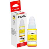 Botella De Tinta Canon G190 Yellow