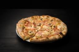 Pizza Carbonara 1 + 1 gratis