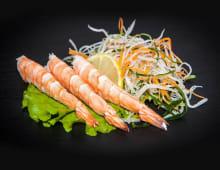 Рол сашимі креветка (50г)