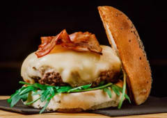 Hambúrguer de Picanha #01