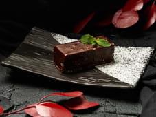 Десерт фундук-карамель