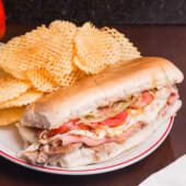 Sándwich de molleja 348