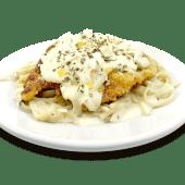 Milanesa triple queso
