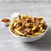 Doner bowl pollo y fries