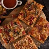 Pizza quattro stagioni personal (30 cm.)