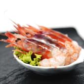 Sashimi gambero rosso - 4 pezzi