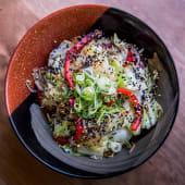 Yakisoba vegetal