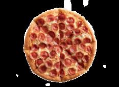 Pizza pro pepperoni