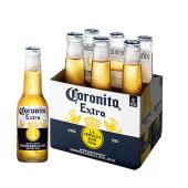 Cerveza Coronita Six Pack 210ml