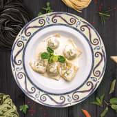Ravioli cu spanac si branza ricotta