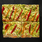 Pizza Pepperoni Dulce (4 pzs.)